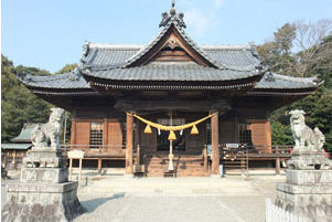 牟呂八幡社