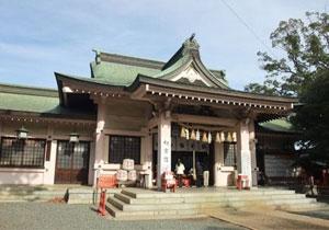 羽田八幡宮