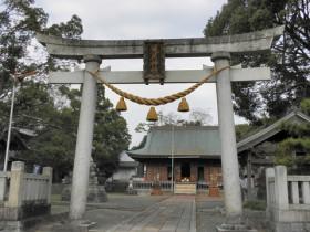 菟足神社(うたりじんじゃ)